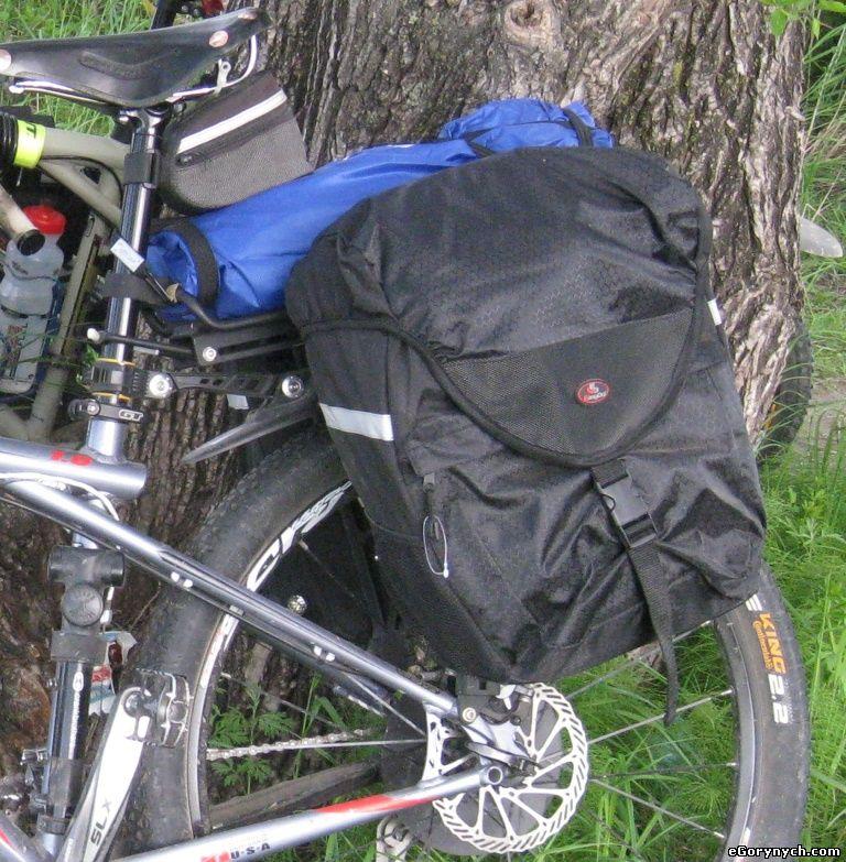 багажник для аваланча