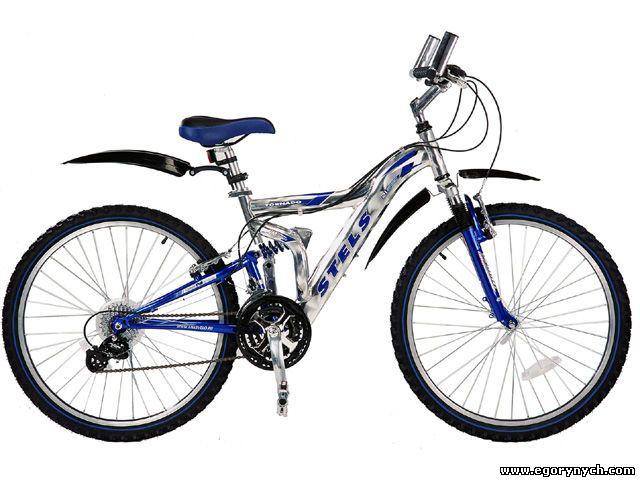 Велосипед Стелс Торнадо 2004