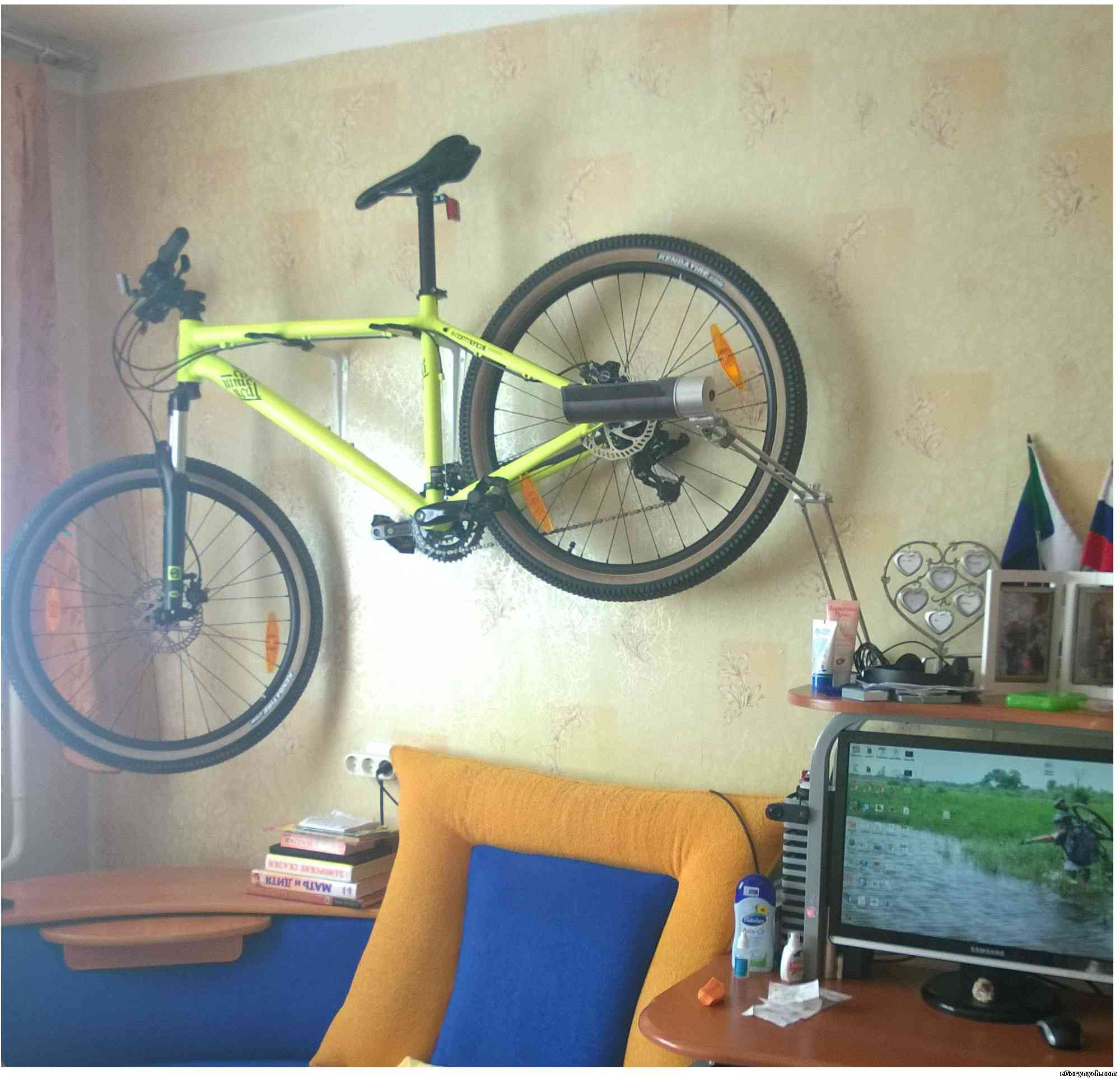 Хранение велосипеда