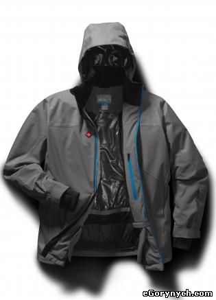 Columbia omhi heat electrick jacket